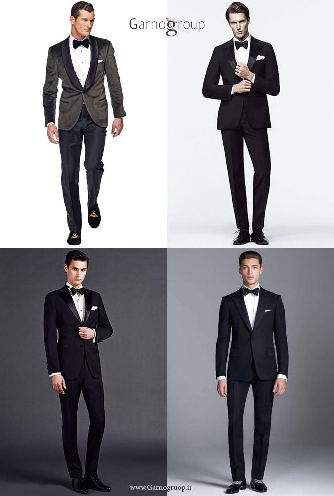 ست کفش با تیپ رسمی گارنو ، اصول ست کردن کفش با لباس مردانه