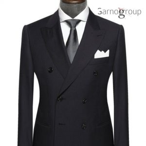 black suit with blazer collar, charcoal suit, Stylish and attractive charcoal suit