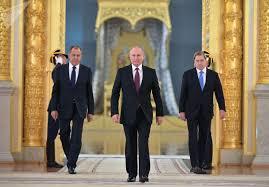 تیپ رسمی ولادیمیر پوتین ، راز شیک پوشی آقای پوتین